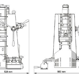 BroachCutter AIRMAG® 200 | Ø200mm X 100mm