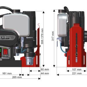 BroachCutter CUB® AUTO | Ø36mm X 50mm