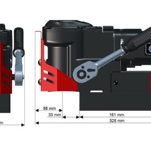 BroachCutter CUB™ SLEEK | Ø36mm X 30mm