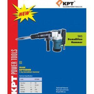 KPT5DHN Demolition Hammer
