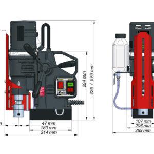 BroachCutter SUPER™ | Ø50mm X 50mm | 50×75